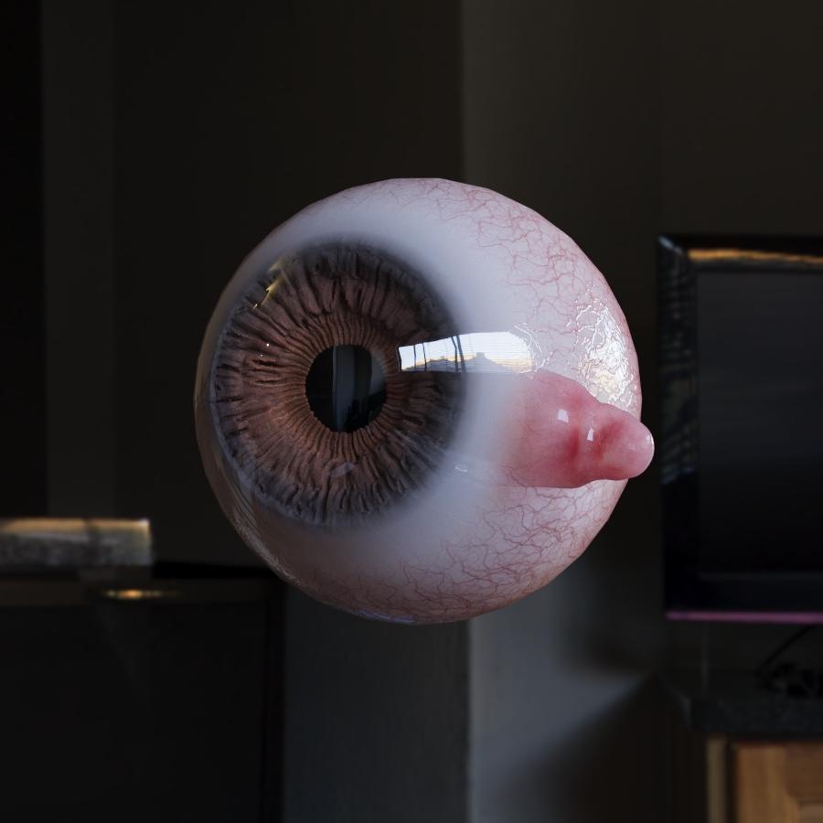 Eye Render Test